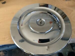 1964 1965 1966 1967 Pontiac Gto Aftermarket Chrome Open Element Air Cleaner 14