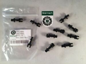 Land Rover Defender Brake Line Clips X 10 Bearmach Quality Parts Crc1250l