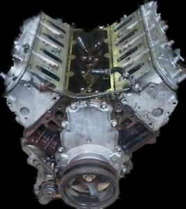 00 04 Gm Chevy 5 3l Lm7 Engine Motor For Lsx Ls Swap