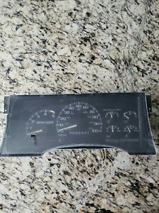 Chevy gmc Truck Suburban Tahoe Instrument Cluster Oem 179k Miles 1995 1999