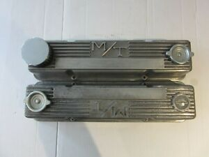 Small Block Chevy Mickey Thompson Valve Covers