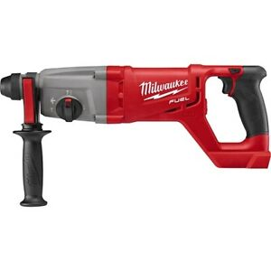 Milwaukee 2713 20 M18 Fuel 1 Sds Plus D handle Rotary Hammer tool Only New