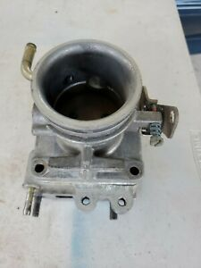1986 1993 Ford Mustang Throttle Body 65mm With Egr 65mm Spacer