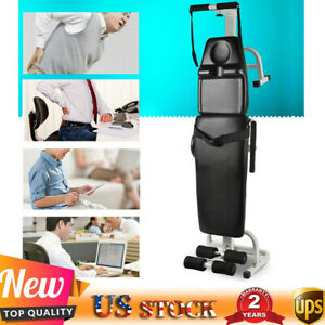 Traction Bed Lumbar Stretch Device Therapy Massage Table For Cervical Spine Care