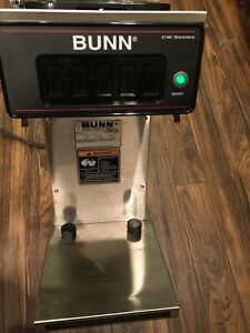 Bunn 23001 0040 Cw15 tc Thermal Carafe Pourover Coffee Brewer