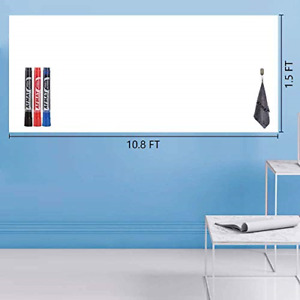 Whiteboard Sticker Dry Erase Sheets Whiteboard Paper Peel And Stick White For