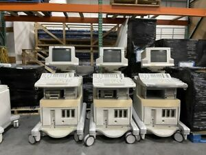 Need Gone Bulk Lot Of 3 Philips Hdi 5000 Sonoct Ultrasound Systems