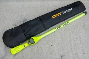 Cst Berger Mt202 Magnetic Locator With Case