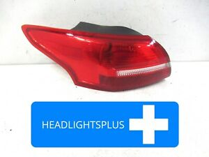 Oem 2015 2018 Ford Focus Halogen Outer Tail Light driver