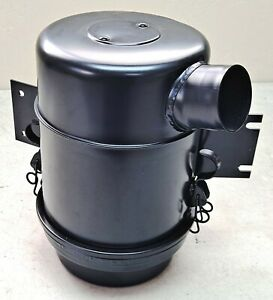 Wwii Willys Mb Ford Gpw Dented Oakes Style Oil Bath Air Cleaner Assembly G503