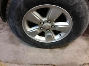 Wheel 2008 2012 Jeep Liberty 16x7 Painted Silver 2621721
