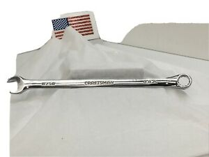Craftsman Professional 44922 5 16 Polished Combination Wrench 12pt Usa