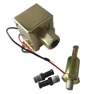Universal Electric Fuel Pump Assembly 12v Low Pressure 71 p 503 Fr Petrol Diesel