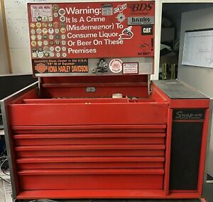Snap On Cabinet