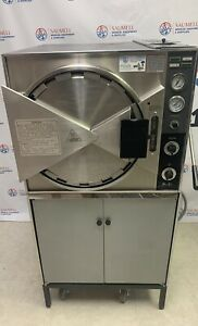 Pelton Crane Magnaclave Sterilizer With Stand Included