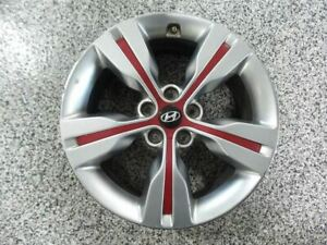 Wheel 18x7 1 2 Body Color Accents With Fits 12 15 Veloster 564078