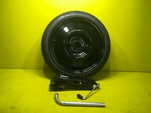 Spare With Jack Kit Fits 2009 2014 Mini Cooper