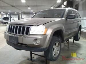 2005 Jeep Grand Cherokee Front Axle Differential 3 73 Ratio 4x4