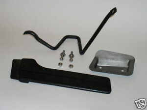 1970 1971 Camaro Z 28 Floor Mounted Gas Pedal Complete Kit