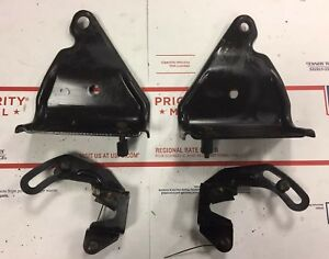 Jeep Wrangler Tj Rear Back Seat 97 02 Brackets Fold N Tumble Bracket Set