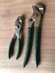 Sk Tools 7206 Slip Joint Pliers And Channel Lock Style Plier