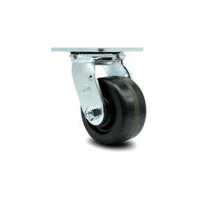 Cs4 Greenlee Swivel Caster Ma6065 Gmx Cart Heavy Duty Replacement Scc