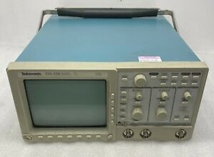 Tektronix Tds 320 100mhz 500ms s Two Channel Oscilloscope