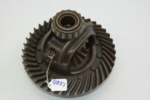 Gibson Model D Tractor Rear Differential Assembly Ring Gear Bevel