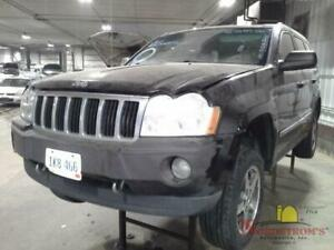 2006 Jeep Grand Cherokee Front Axle Differential 3 73 Ratio 4x4
