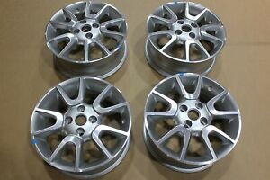 Oem Factory 13 15 Chevy Spark 15x6 Aluminum Wheels Set Of 4 Rims 15 Wheel Rim