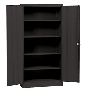 Storage Cabinet With Lock And Key