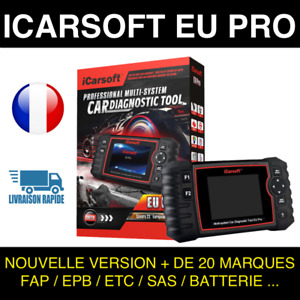 Icarsoft Uk Pro Tool Diagnosis Auto Professional Similar Delphi Autocom