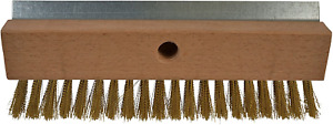 Bristles 4004 Industrial Strength Pizza Oven Stone Brush Scraper And Cleaner
