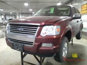 2009 Ford Explorer Rear Axle Differential 3 55 Ratio 4x4