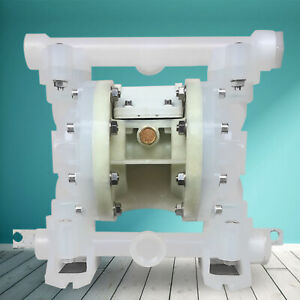 Air operated Double Diaphragm Pump 101psi Multifuction