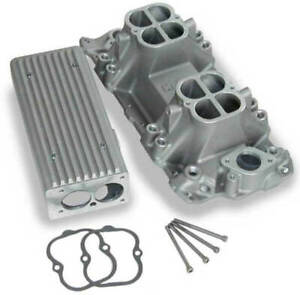 Weiand Stealth Ram Intake Chevy Small Block V8 7540