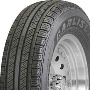 St235 85r16 10 Ply Carlisle Radial Trail Hd Trailer Tires Set Of 2
