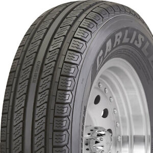 St235 85r16 12 Ply Carlisle Radial Trail Hd Trailer Tires Set Of 2