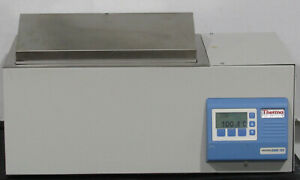 Thermo Scientific Precision Swb 15s 15l Shallow Shaking Water Bath Tested Works