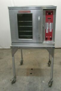 Blodgett Ctb r Electric Half Size Convection Oven With Stand 208 230 Volts