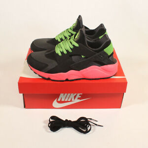 Rare Pre owned Nike Air Huarache hyper Punch 318429 006 Us 11 Extras