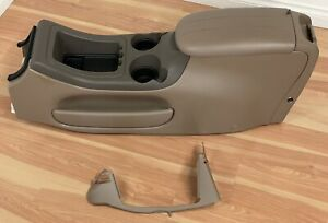 1997 1998 Ford Expedition Navigator Oem Complete Center Console Assembly