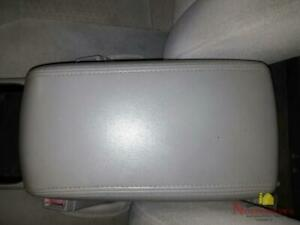 2006 Chevy Impala Center Console Lid Only Gray