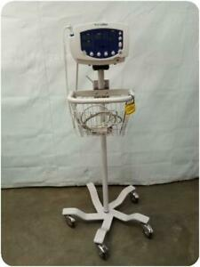 Welch Allyn 53ntp 007 0105 01 Vital Signs Patient Monitor 269453