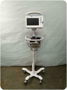 Welch Allyn 65ntxx 6000 Series Vital Signs Patient Monitor 269836