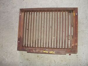 Mccormick Farmall F20 Ih Tractor Shutters Froze Up Non Working