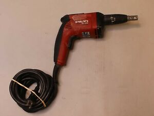 Hilti Sd 4500 6 5 Amp Corded Drywall Screwdriver