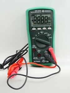 Greenlee Dm 200a Digital Multimeter New Never Used With Probes No Case Or Box