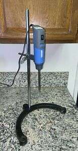Ika T10 Homogenizer Mixer With Dispersing Element Tool And Stand