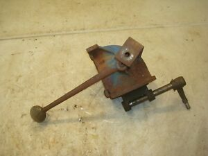 Fordson Major Diesel Tractor Gear Shifter Lever Assembly